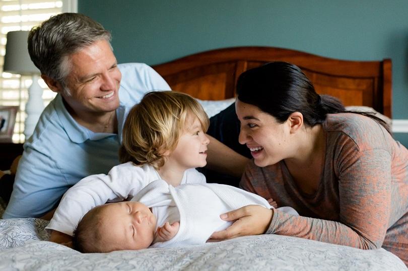 家族の写真イメージ